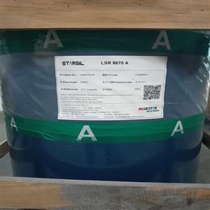 气相法高温硫化液态硅橡胶