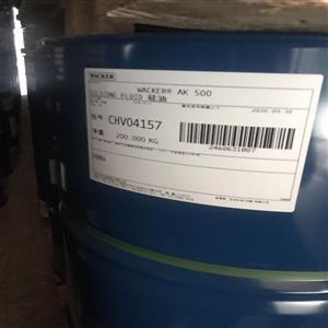 瓦克二甲基硅油500粘度